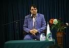نشست جامعه ایرانی امروز با حضور آقای دکتر پرویز امینی