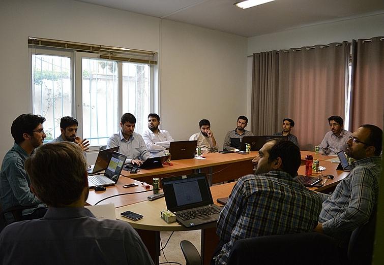 گزارش تصویری جلسه توسعه و تمدن: تلاشهای دفتر اصل چهار برای تحول تمدنی در ایران