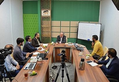 گزارش تصویری جلسه اقتصاد پژوهش و پژوهشگر