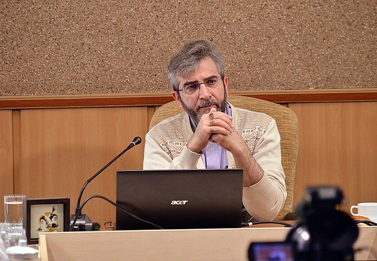گزارش تصویری جلسه بیانیه گام دوم، چراغ راه انقلاب اسلامی