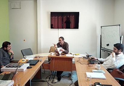 گزارش تصویری جلسه مسئلهشناسی عدالت اجتماعی در ایران معاصر (۳)