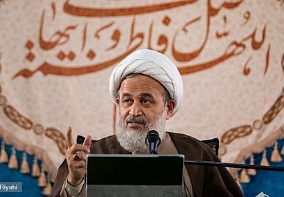 پناهیان: دفاع مقدس نبود روضه حذف میشد/ پایهگذار روضههای خانگی در تهران